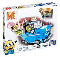 Конструктор Mega Bloks МиньоныПроблемы с двигателемMega Bloks Despicable Me Motor Mischief