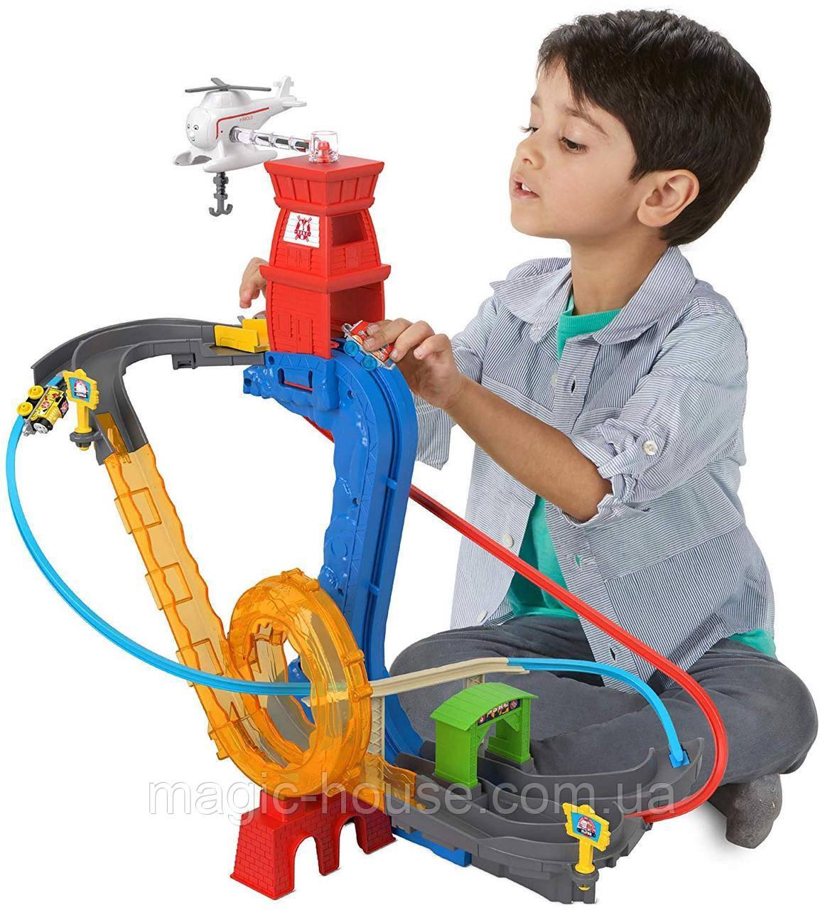 """Ігровий набір """"Томас і друзі"""" Моторизований Thomas & Friends MINIS"""