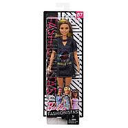 КуклаBarbieРок Звезда из серии МодницыFashionistas Rockstar Glam, фото 2