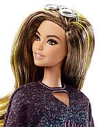 КуклаBarbieРок Звезда из серии МодницыFashionistas Rockstar Glam, фото 4