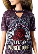 КуклаBarbieРок Звезда из серии МодницыFashionistas Rockstar Glam, фото 5