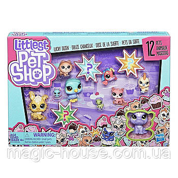 Ігровий набір Littlest Pet Shop Lucky Dozen Cupcakes Оригінал від Hasbro