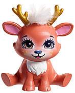 КуколкаEnchantimalsДанесса Олень и ее питомецСпринт Danessa Deer, фото 6