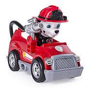 PAW Patrol Щенячий патруль Маршал мини пожарная машина ОРИГИНАЛ, фото 3
