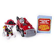 PAW Patrol Щенячий патруль Маршал мини пожарная машина ОРИГИНАЛ, фото 4