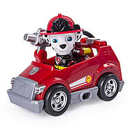 PAW Patrol Щенячий патруль Маршал мини пожарная машина ОРИГИНАЛ, фото 5