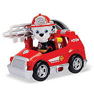 PAW Patrol Щенячий патруль Маршал мини пожарная машина ОРИГИНАЛ, фото 6