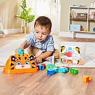 Мега Блокс Конструктор ТигрМногоцветный Mega Bloks Smiley Tiger, Multicolor, фото 2