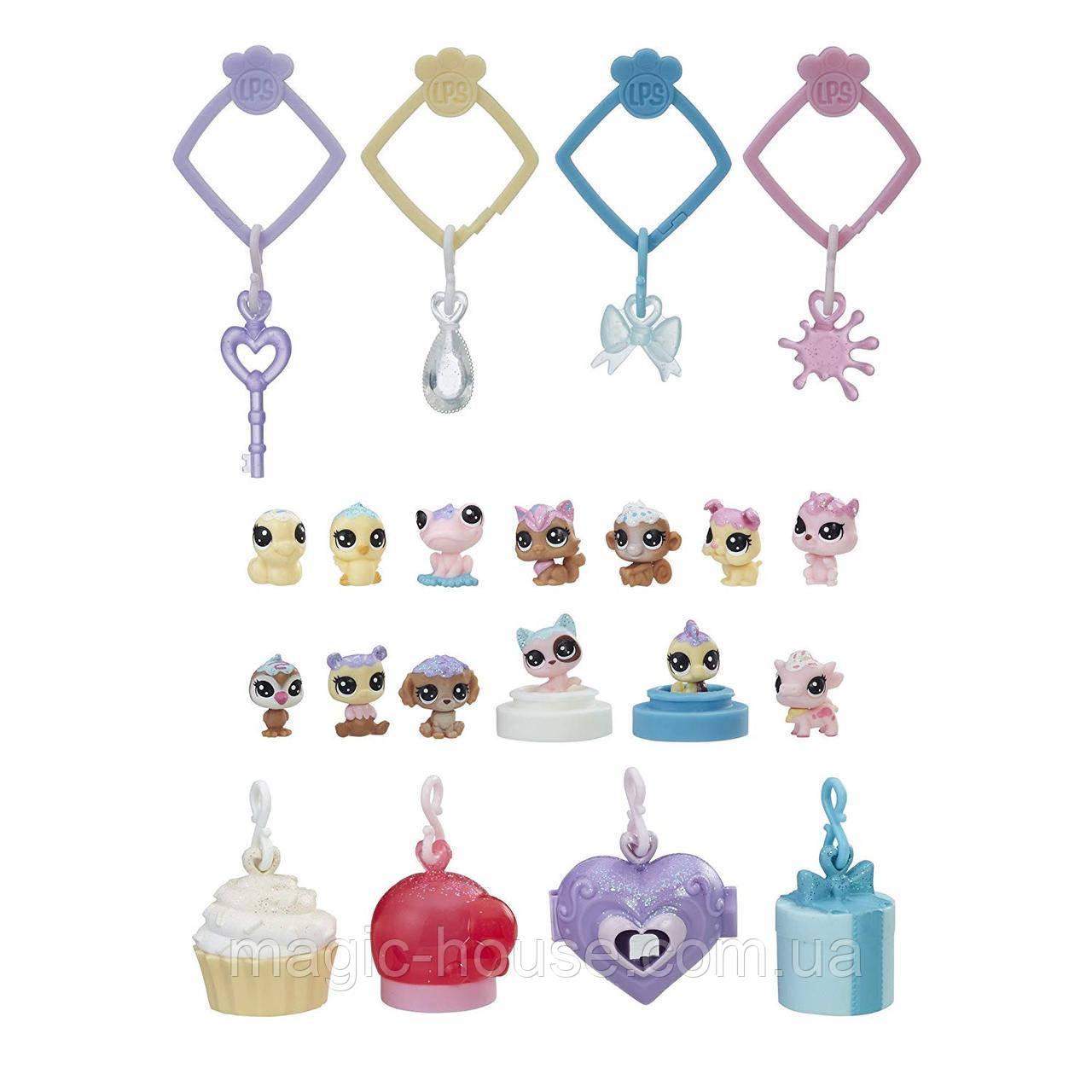 Игровой набор Littlest Pet ShopМаленький зоомагазинFrosting Frenzy Оригинал от Hasbro