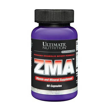 ZMA (90 caps) Ultimate Nutrition