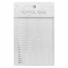 Наклейки для ногтей JOYFUL NAIL- 618 3D дизайн
