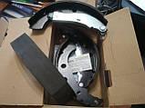 Саманд - тормозные колодки задние барабанные с АБС, фото 4
