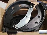 Саманд - тормозные колодки задние барабанные с АБС, фото 2