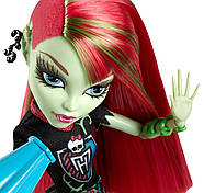 Кукла Monster HighВенера Мухоловка Командный дух Ghoul Spirit Venus McFlytrap, фото 4