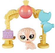 Игровой набор Littlest Pet Shop 10 блестящих домашних животных Sparkle Spectacular Collection, фото 5