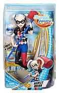 "Кукла Barbie Харли Квин DC Super Hero Girls Harley Quinn 12"" Action Doll, фото 2"