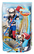 "Лялька Barbie Харлі Квін DC Super Hero Girls Harley Quinn 12"" Action Doll, фото 2"