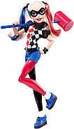 "Лялька Barbie Харлі Квін DC Super Hero Girls Harley Quinn 12"" Action Doll, фото 3"