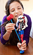 "Кукла Barbie Харли Квин DC Super Hero Girls Harley Quinn 12"" Action Doll, фото 5"