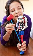 "Лялька Barbie Харлі Квін DC Super Hero Girls Harley Quinn 12"" Action Doll, фото 5"
