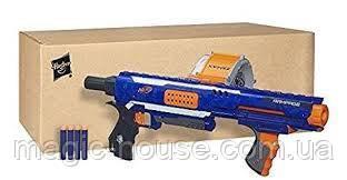 Бластер Нерф Элит Рэмпейдж Ярость Nerf Rampage N-Strike Elite Toy Blaster