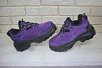 Модные женские кроссовки замшевые на платформе  RS 2070, фото 1