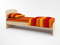 Кровать с ламелями АКВАРЕЛЬ, фото 1