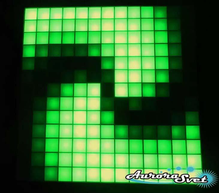 Led Pixel Panel напольная F-077-13*13-1-D