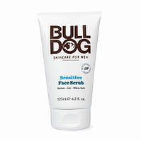 Скраб для лица BULLDOG Sensitive Face Scrub 125 ml./ original