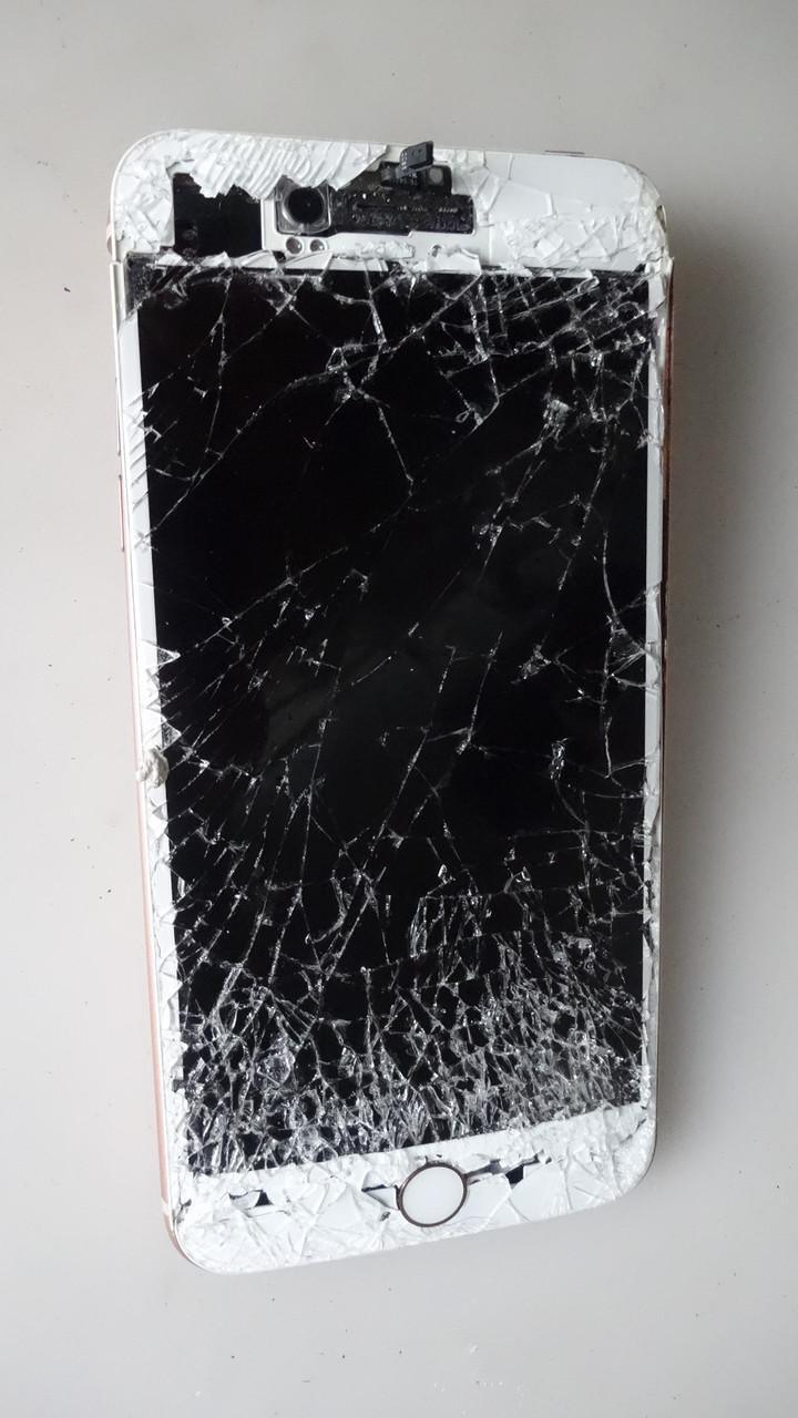 Iphone 8 plus после игры в футбол №030801