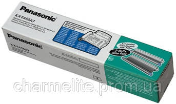 Термопленка Panasonic KX-FA55A7 (2x50m) для KX-FM90, KX-FC195, KX-FP82/88/153/158, FPG175