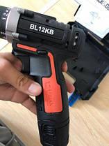 Шуруповерт BLACK&DECKER BL12KB