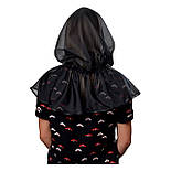 Платок Траурный Чёрный, фото 5