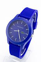 Женские наручные часы Lacoste (Лакост), синий цвет ( код: IBW219ZZ )