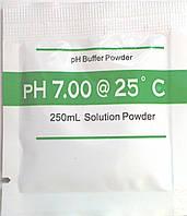 Калибровочный раствор для ph метра - pH 7.00 ( стандарт-титр ) Порошок на 250 мл.