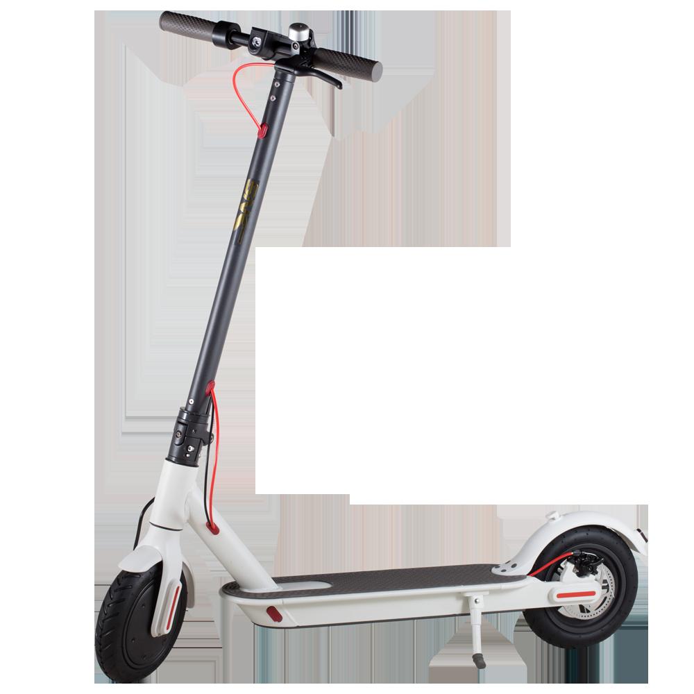 Электросамокат SNS MiniRobot m365 White 260425