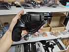 Кобура поясная кожаная для револьвера (со скобой), фото 2