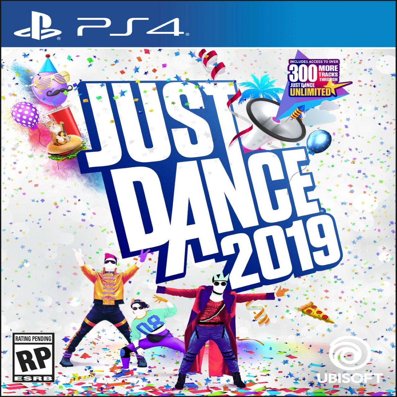 Just Dance 2019 PS4 RUS (NEW)