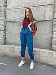 Женский костюм из плотного трикотажа  (в расцветках), фото 4