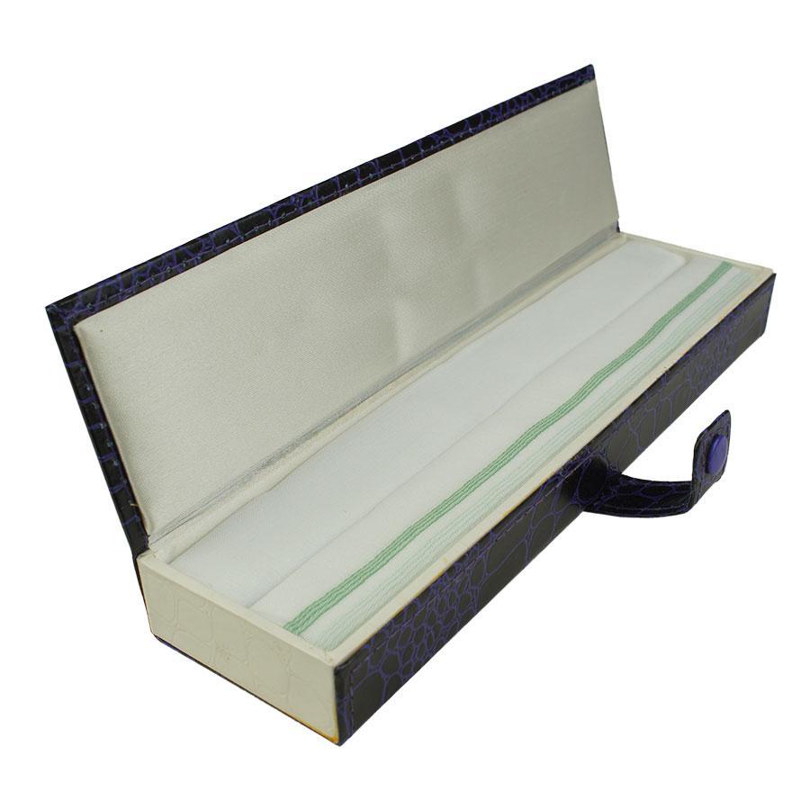 Мужской набор носовых платков в белых тонах 2 шт. Ega  CH-625/2 С
