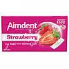 Жувальна гумка Aimdent 7паст. Strawberry Полуниця 14,5г (1*24/12)