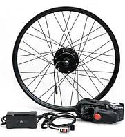 """Электронабор для велосипеда 350w 48v Li-io в ободе 20""""-29"""""""
