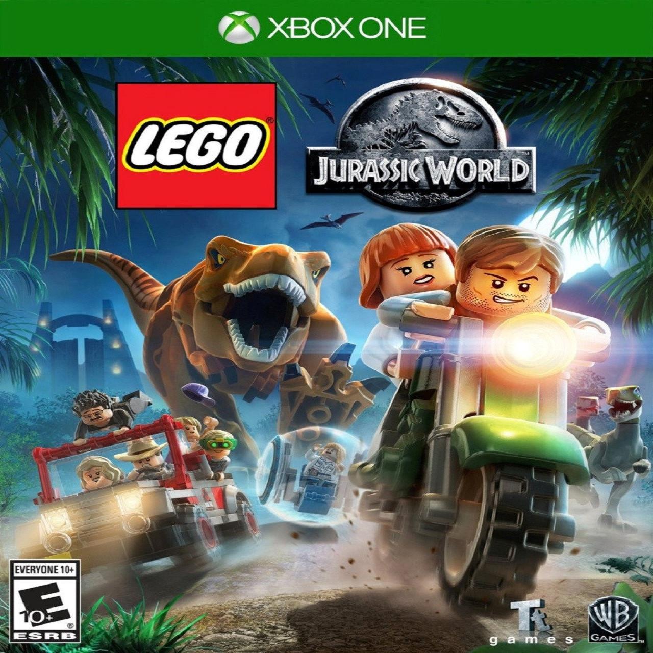 LEGO Jurassic World (російські субтитри) Xbox One