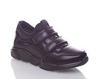 Кроссовки Jong•Golf детские чёрные, размеры в наличии ► [ 34 37 ]
