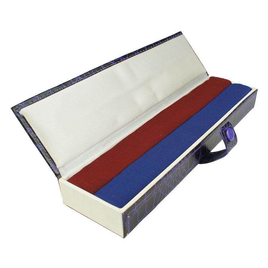 Мужской набор носовых платков в оригинальной упаковке 2 шт. Ega  CH-625/2 С