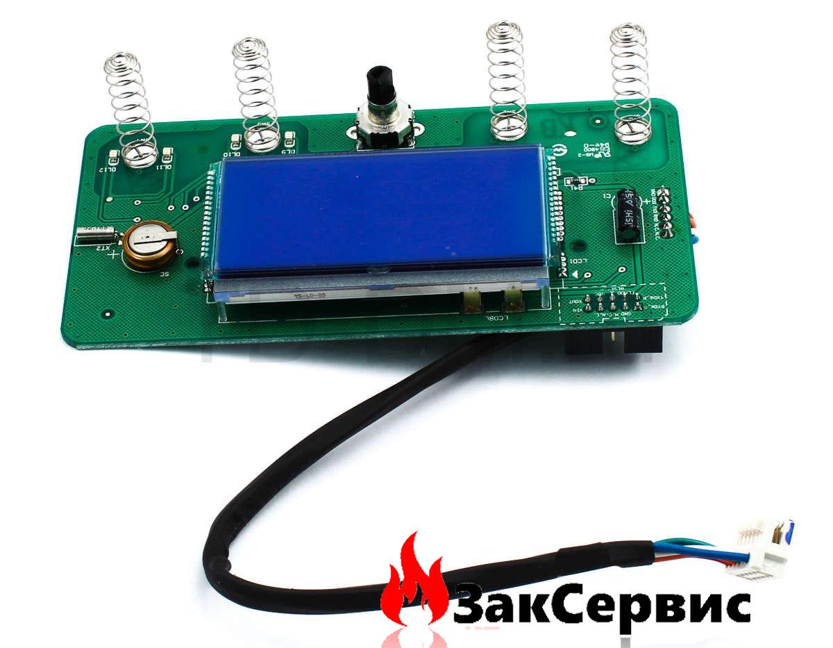 65151079 Плата управления и дисплея на водонагреватель Ariston серии SHP PREMIUM