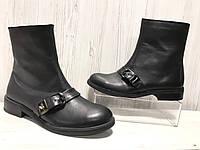 Ботинки кожаные деми, 36 и 37