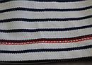 Платье-боди в бело-синюю полоску (Z&M, Турция), фото 6