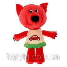 БОЛЬШАЯ Лисичка Мимимишки мягкая музыкальная игрушка -  Лисичка. Ми-ми-мишки, фото 3