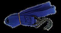 Стрічка прогумована багажна 22 мм*1.5 м, фото 1